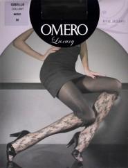 Legginsy - rajstopy koronkowe OMERO Giselle